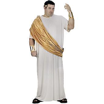 Julius Caesar volwassene Plus kostuum