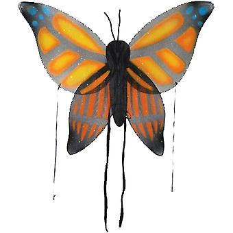 Flügel Schmetterling Ornge Kind