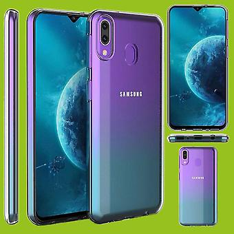 For Samsung Galaxy M20 Silikoncase TPU protection transparent bag case cover pouch accessories new