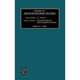 Research in Asian Economic Studies Volume 8 by Abidin & M. Z.