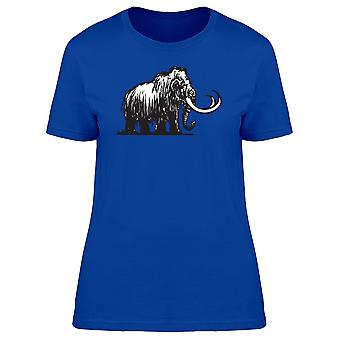 Ancient Mammoth Tee Men's -Image by Shutterstock