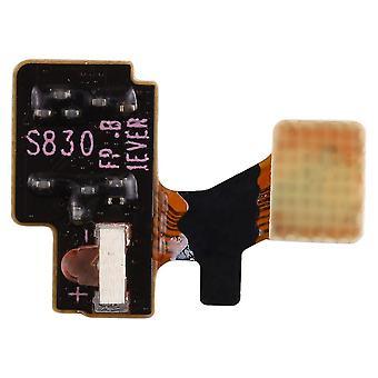Senzor de lumină Flex cablu pentru huawei mate 20 X senzor parte de schimb modulul de reparare
