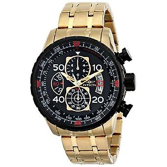 Invicta  Aviator 17206  Stainless Steel Chronograph  Watch