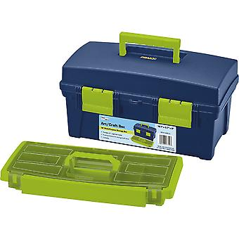 Pro Art Storage Box W/Lift-Out Organizer Tray-16