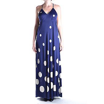 Coast Weber Ahaus Ezbc232003 Women's Blue Viscose Dress
