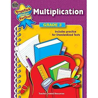 Multiplication Grade 3 by Teacher Created Resources - 9780743933216 B