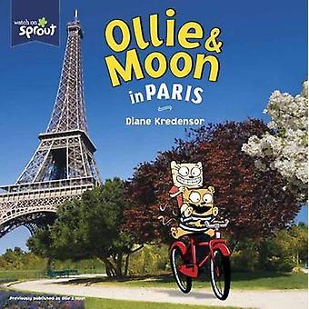 Ollie and Moon in Paris by Diane Kredensor - Sandra Kress - 978152471