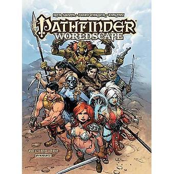 Pathfinder - Worldscape by Erik Mona - 9781524103637 Book
