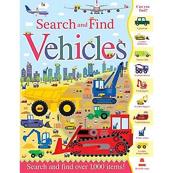 Search and Find Vehicles by Joshua George - Dan Crisp - 9781787000292