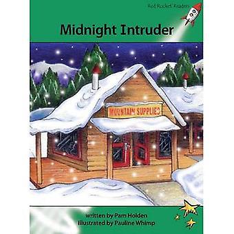 Midnight Intruder by Pam Holden - Pauline Whimp - 9781927197738 Book