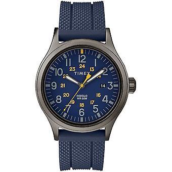 Timex mens watch Allied 40 mm silicone strap TW2R61100