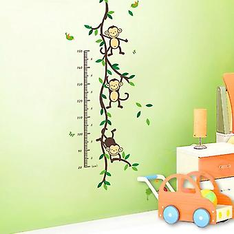 Wall decor-Ruler Monkeys 50 x 70 cm