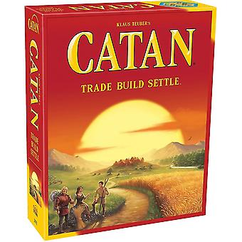 Catan Board Game 2015 Edition