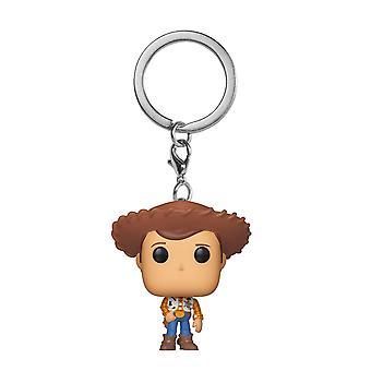 Funko POP nyckel ring-Toy Story 4: Woody