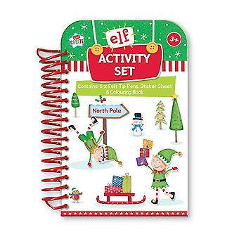 Elf Activity Set