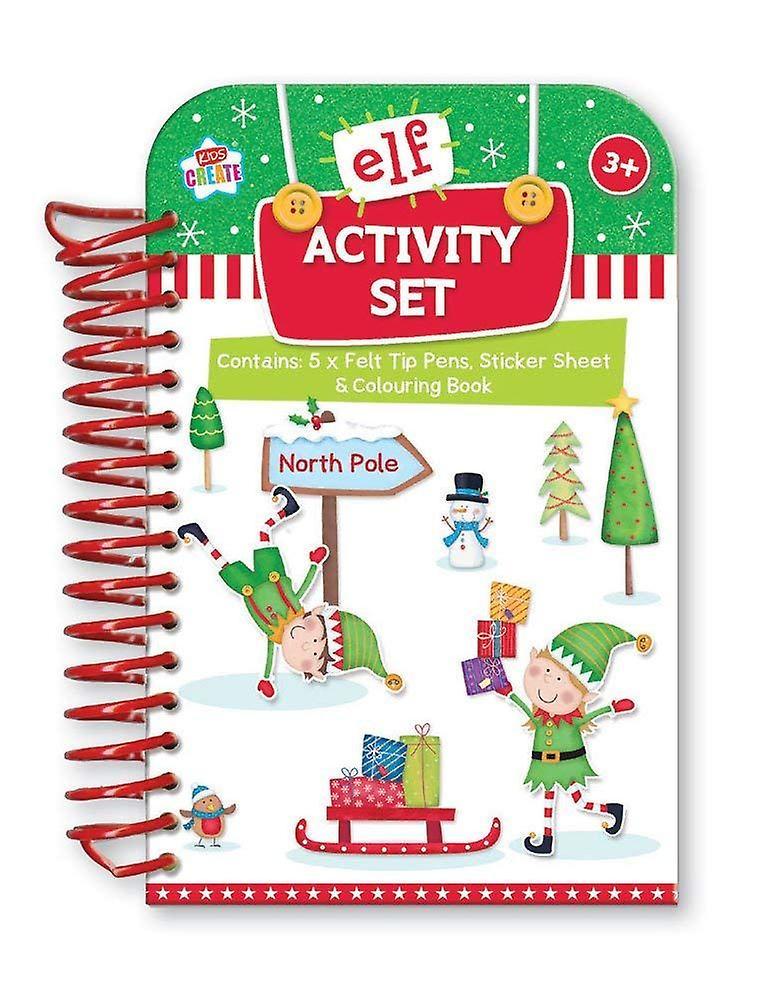 Elf Activity Set