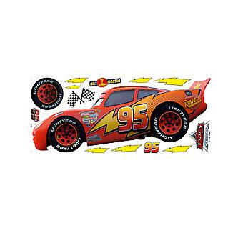 Autocollant Disney Cars Lightning McQueen Large Wall