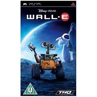 Wall-E Sony PSP jeu