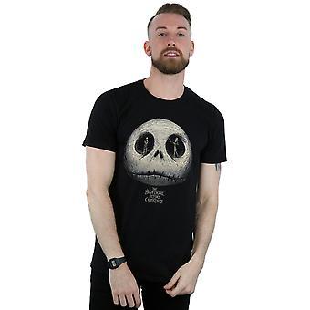 Disney Men's Nightmare Before Christmas Jack's Eyes T-Shirt