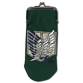 Coin Purse - Attack on Titan - New Scout Regiment Anime Licensed ge20019