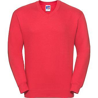 Russell - Kinder V-Ausschnitt Sweatshirt - Schule - Sport