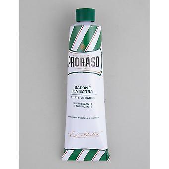 Proraso Shaving Cream Tube - Eucalyptus (150ml)