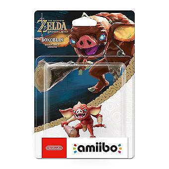 Bokoblin amiibo - The Legend OF Zelda Breath of the Wild Collection Wii U Game