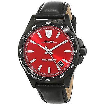 Scuderia Ferrari Clock Man ref. 0830525