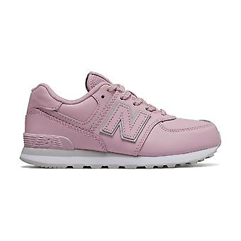 New Balance Zapatos De Colegio New Balance Gc574 Light Pink 19247