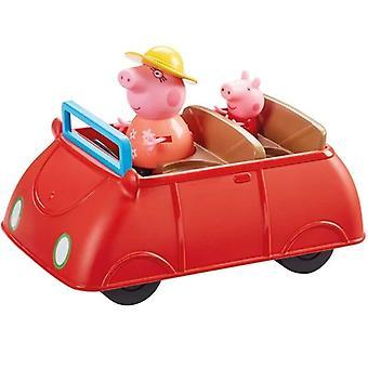 Greta Gris/Peppa Pig-Gretas Big Red Car