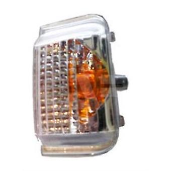 Indicateur miroir droit (insert d'ambre) pour PEUGEOT BOXER Flatbed 2006-2017