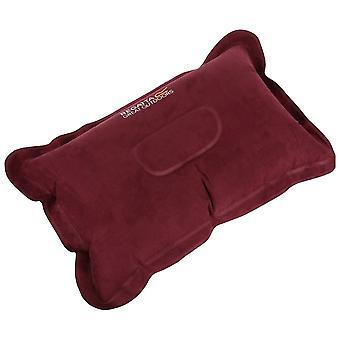 Regatta Burgundy Inflatable Pillow