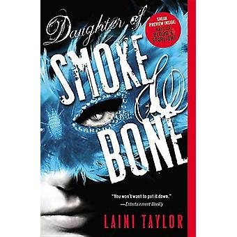 Daughter of Smoke & Bone by Laini Taylor - 9780316133999 Book