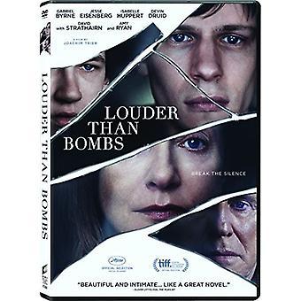 Luider dan bommen [DVD] USA importeren