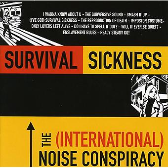 International Noise Conspiracy - Survival Sickness [CD] USA import