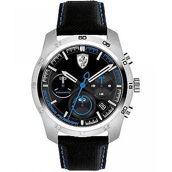 Watch Scuderia Ferrari Men ' s Chronograph Primato 0830445
