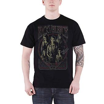 Black Veil Brides T Shirt Vintage band logo new Official Mens Black