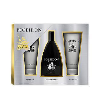Posseidon Poseidon Złoty Ocean Dla Mężczyzn Zestaw 3 Pz dla mężczyzn