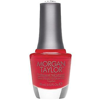 Morgan Taylor hübsche Frau Luxus glatte lang anhaltende Nagellack