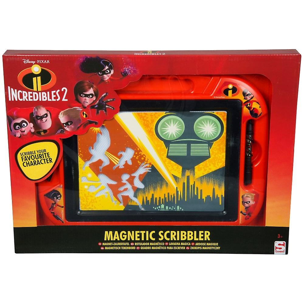 Incredibles Large Magnetic Scribbler