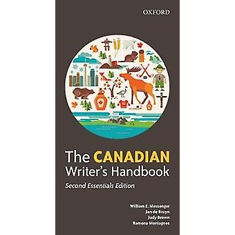 The Canadian Writer's Handbook - Second Essentials Edition by William