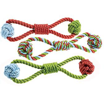 Classic Rope Tug Dog Toy (Pack Of 6)
