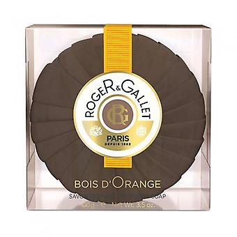 Roger & Gallet Bois D Orange Travel Box 100g