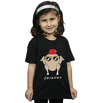 Friends Girls Sunglasses Turkey T-Shirt