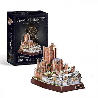Game of thrones - red keep - 3d puzzle