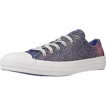 Converse sport/Chuck Taylor All Starw kleur Ozoneblue sneakers
