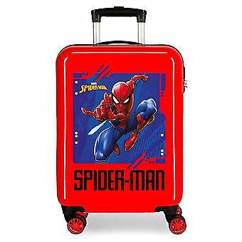 Trolley Red Spiderman Hand Luggage