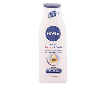 Nivea Repara & Cuida Body Milk 400 Ml Unisex