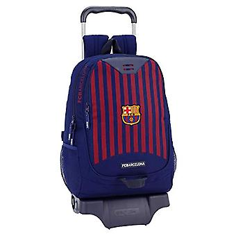 FC Barcelona 2018 Backpack - 44 cm - Blue (Azul)