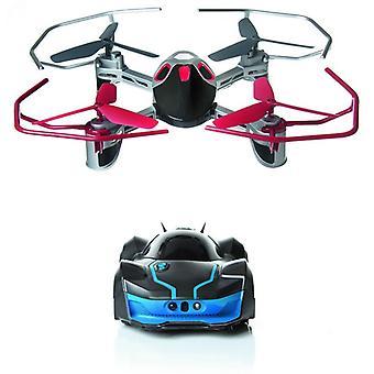 Drone + kauko-ohjain auto WowWee